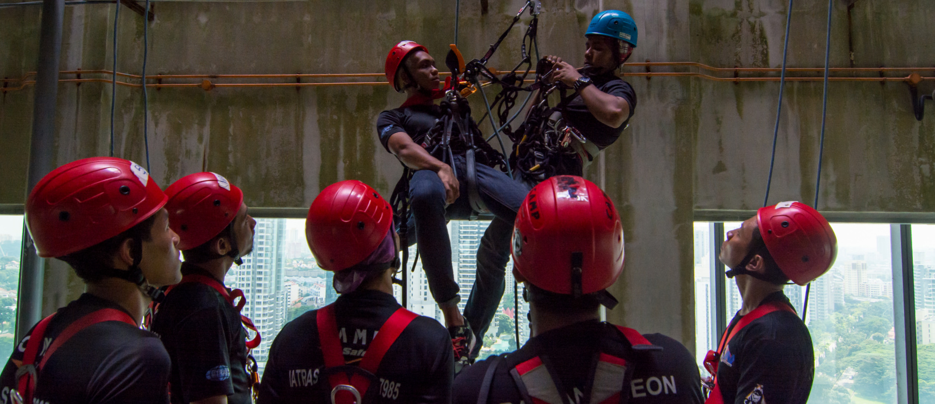 Rope-Access-Training-Singapore